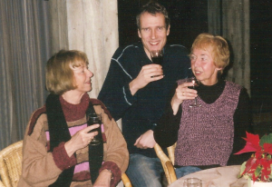 Klaske, Pieter en Anneke