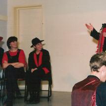 kabaretselskip Noordenbos en Ko muzikaal